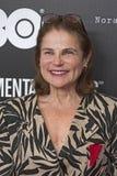 Aktorka, piosenkarz i dramatopisarz Tova Feldshuh, zdjęcie stock