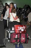 aktorki alba córki honoru Jessica rozwolnienie Fotografia Royalty Free
