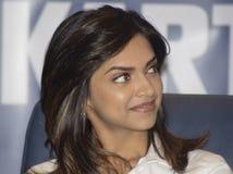 aktorki deepika hindusa padukone fotografia stock