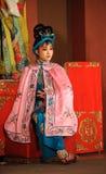 aktorki porcelany opera zdjęcia stock