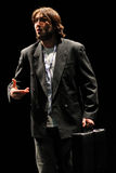 Aktorzy Barcelona teatru instytut, sztuka w komediowym Szekspir Dla kierownictw zdjęcia royalty free