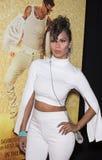 Aktris Jen Morillo Strikes som ett sexigt poserar Fotografering för Bildbyråer