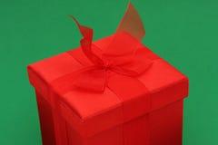 aktuell red för jul Arkivbilder