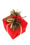 aktuell red för jul Royaltyfri Bild