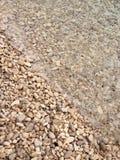 aktuella stenar för strand Royaltyfri Foto