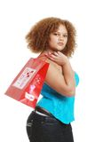 aktuellt valentinkvinnabarn arkivfoto