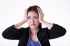 aktywna azjatykcia plenerowa portreta dosy? tajlandzka kobieta zdjęcie royalty free