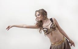aktywna piękna kobieta Zdjęcia Royalty Free