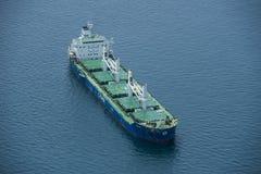 aktywność ładunku Hamburg portu statek Fotografia Royalty Free