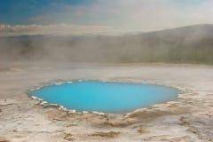 aktywność geotermiczny Iceland Zdjęcia Royalty Free