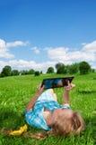 aktywność wsi lato Fotografia Stock
