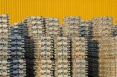 aktywności genuy Italy morski port Zdjęcia Stock