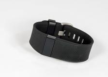 Aktywności sprawności fizycznej tropiciela Wristband Obrazy Royalty Free