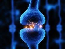 aktywny receptor ilustracja wektor