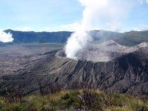 Aktywny wulkan Obrazy Royalty Free