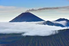 aktywny zamknięty Etna Europe Italy w górę wulkanu najwięcej mt Sicily Semeru Obrazy Stock