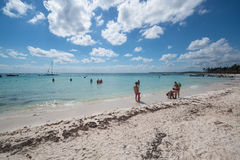 Akumal Beach Royalty Free Stock Image