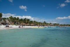 Akumal Beach Royalty Free Stock Photography