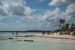 Akumal Beach Stock Photos