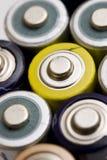 akumulatory Fotografia Stock