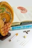 akupunktury dymienia przerwa Fotografia Stock