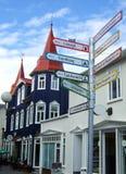 Akureyri Imagem de Stock