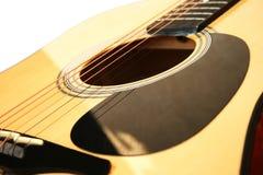Akustikgitarre Lizenzfreie Stockfotos