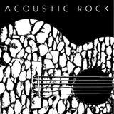 Akustischer Felsen-Hintergrund Stockbilder