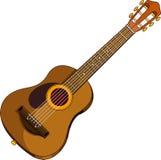 akustisk gitarr vektor illustrationer