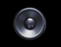 akustisk högtalare royaltyfria foton