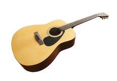 Akustisk klassisk gitarr Royaltyfri Bild