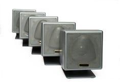 akustiskt system Royaltyfri Foto