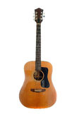 akustyczna klasyczna gitara Fotografia Stock