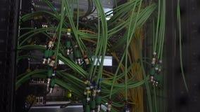 Akustyczny audio kabla serweru zieleni audio kabel Wiele akustyczni kable oaxial kabel dla dane przekazu serweru zbiory wideo