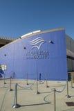 Akvarium av det Stillahavs- Arkivfoton