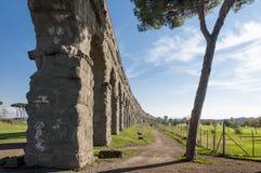 Akvedukten fördärvar Royaltyfri Fotografi