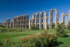 akveduktmerida mirakel s Royaltyfri Bild