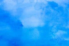 akwarela abstrakcyjna tło Obrazy Royalty Free