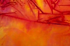 Akwarela abstrakt Fotografia Stock
