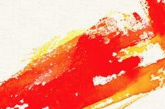 Akwareli abstrakcjonistyczny tło Fotografia Stock