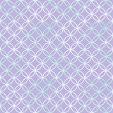 Akwareli bezszwowy geometryczny tło w świetle purpura i nowi zieleni kolory - Obraz Royalty Free
