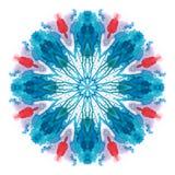Akwareli flower Obrazy Royalty Free