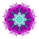 Akwareli flower Obraz Stock