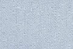 Akwareli Prochowego błękita Grunge Papierowa Primed Prostacka tekstura Obrazy Stock