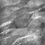 Akwareli przejrzysty falowy monochromatyczny czarny barwiony t?o Watercolour r?ka maluj?ca macha ilustracj? royalty ilustracja