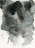akwareli tekstura Zdjęcie Stock