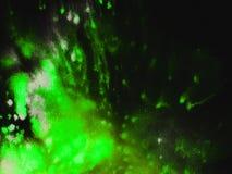 Akwareli tekstura dla tła lub projekta, w zieleni royalty ilustracja
