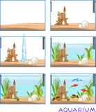 Akwarium ilustracja wektor