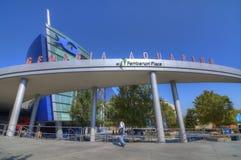 akwarium Georgia Zdjęcie Royalty Free