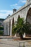 Akweduktów Aguas liwry Fotografia Stock